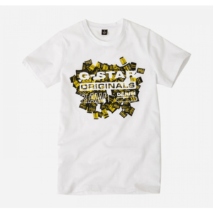 G-Star Junior Junior Jongens T-Shirt - Sp10056