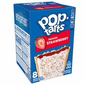 Pop Tarts - Frosted Strawberry