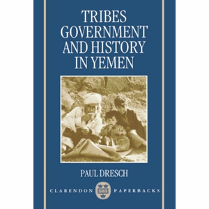 Boek Tribes, Government, and History in Yemen - Oxford University Press
