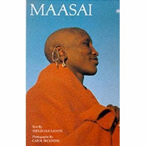 Boek Maasai - Angela Fisher