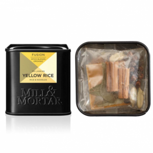 Mill & Mortar Yellow Rice 15g
