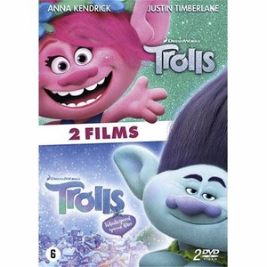Trolls - Holiday box - 2 films - DVD
