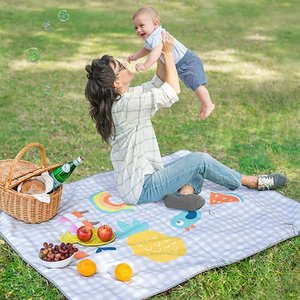 Outdoors Play Mat - Speelkleed voor buiten