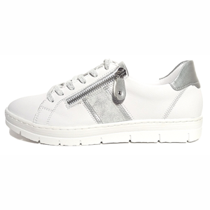 Remonte Lage Sneakers D5820 wit