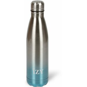 izy drinkfles gradient blue 500ml