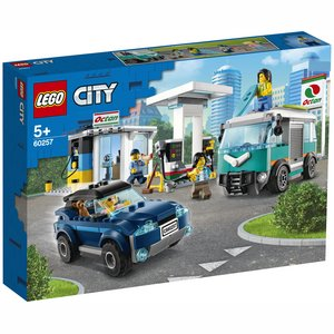 LEGO® 60257 City Benzinestation