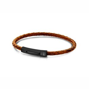 Bracelet leather (brown)