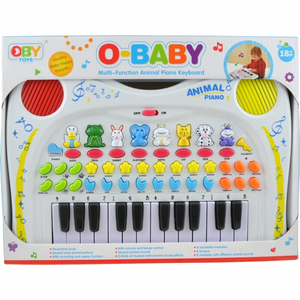 Oby Toys Dierenpiano Baby
