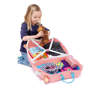 Trunki Reiskoffer Flamingo Flossi Limited edition
