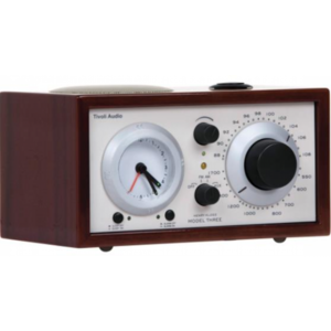 Tivoli Model three wekkerradio met stereoluidspreker demomodel