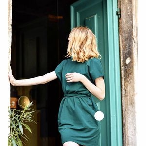 Ava Simplicity Style Dames Dress Isabella
