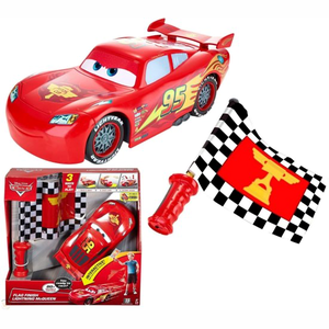 Disney/Pixar Cars Flag Finish Lightning McQueen