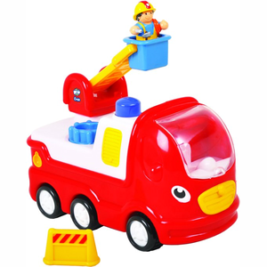 WOW Toys Ernie Fire Engine Brandweerauto