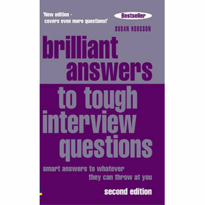 Boek Brilliant Answers to Tough Interview Questions -  Susan Hodgson
