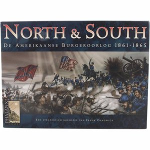 North & South - De Amerikaanse Burgeroorlog 1861-1865 NL