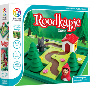 Smart Games Roodkapje Deluxe - Kinderspel