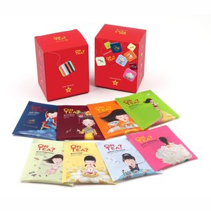 Or Tea? - The Favour 8 - Combo box