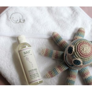 Zachte baby olie - Soothing (massage) Baby Oil