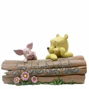 Disney Traditions - Truncated Conversation (Winnie The Pooh & Piglet)