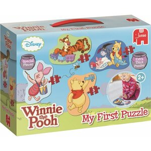 Jumbo Winnie The Pooh My First Puzzle