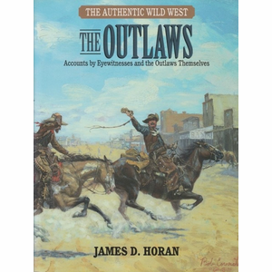 Boek The Outlaws - Horan James D.