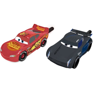 Disney Cars 3 Lightning McQueen Jackson Storm Walkie Talkie