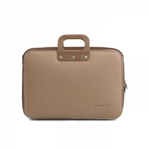 Bombata Laptoptas Business Classic taupe 15,6""