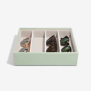 Sage Green - Classic - 4 Section Hoog