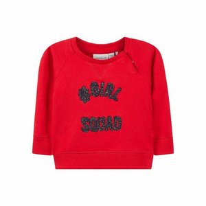 Name-It Rode Meisjes Sweater Netta Newborn