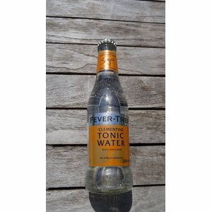 Tonic Water - Fever-Tree Clementine & Cinnamon