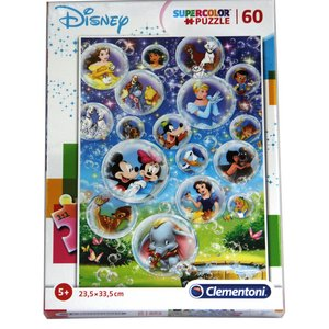 Clementoni supercolor puzzel Disney