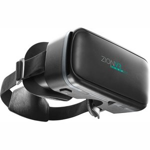 Cellularline 3DVISORK Smartphonegebaseerd headmounted display Zwart, Wit headmounted display