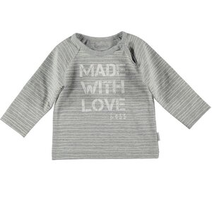 Shirt l.sl. Made with Love
