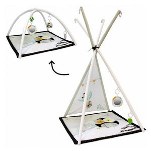 Tryco Lovely Owl Tipi Activity Gym Speelkleed TR-140205