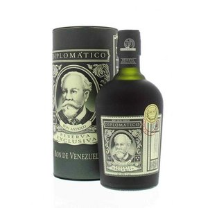 Diplomatico Reserva Exclusiva 12 Years with + GBX 40° 0.7LGBX