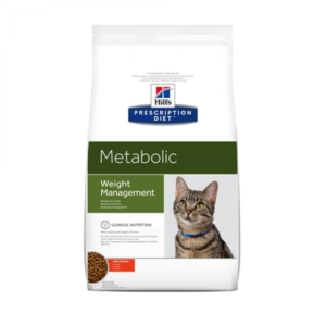 Hill's Prescription Diet Feline Metabolic Kattenbrokken