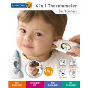 Lanaform Thermometer Kinderen 4 in 1