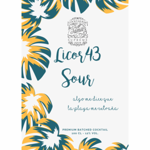 Licor43 Sour - Cocktail