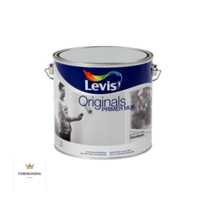 Levis Originals - Primer Mur - Wit - 2,5L