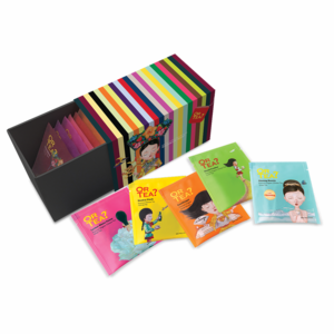 Or Tea? - Rainbow Box - Combo Box