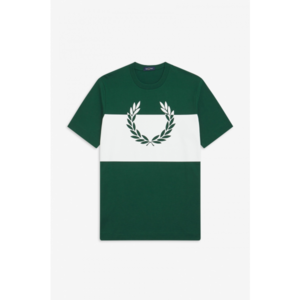 Fred Perry Heren T-Shirt - 1902-M7517 Ivy