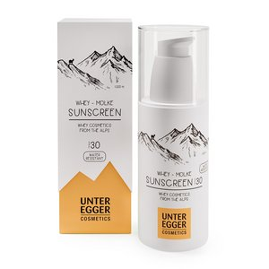 Sunscreen with pure whey SPF 30  - 150 ml