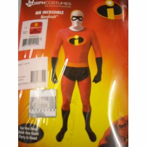 Morphsuits Mr. Incridible