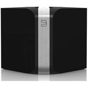 Bluesound PowerNode digitale mediaspeler Wi-Fi Zwart