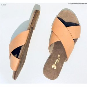 Maluo Women Slippers Jill Koala Naturale