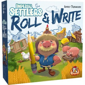 Imperial Settlers - Roll & Write (Whiet Goblin Games)