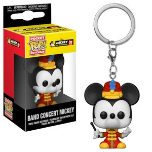Pocket Pop Keychains: Mickey's 90th - Band Concert Mickey