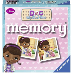 Ravensburger Doc Mc Stuffins memory? - Kinderspel