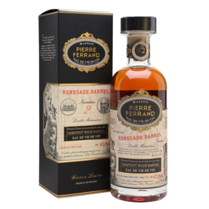 Pierre Ferrand Renegade Barrel #2 Chesnut Wood Barrel, 70 cl | 47,1°