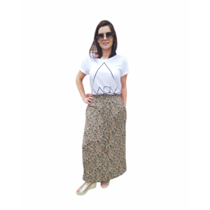Elements of Freedom Mary rok - Leopard With Flower